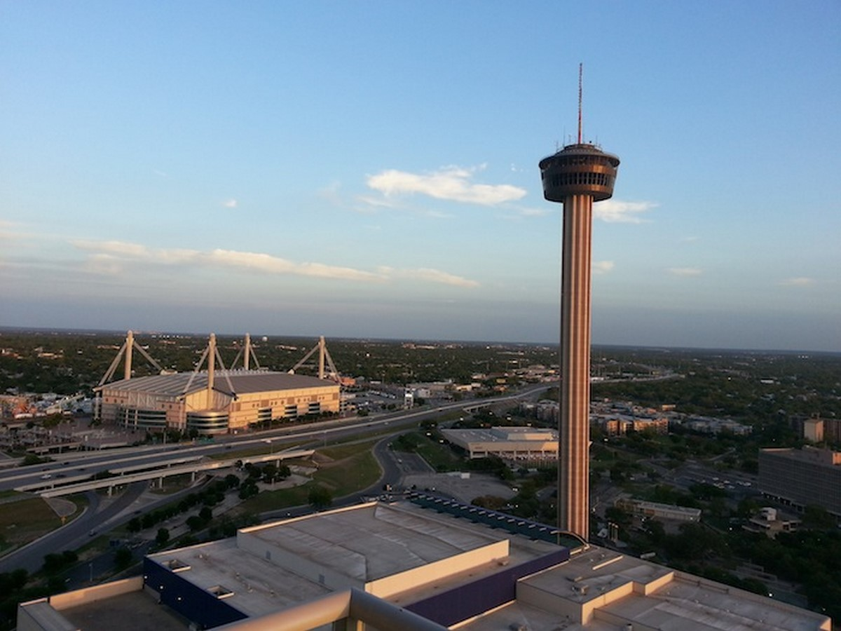 TOWER OF THE AMERICAS - Sheet2