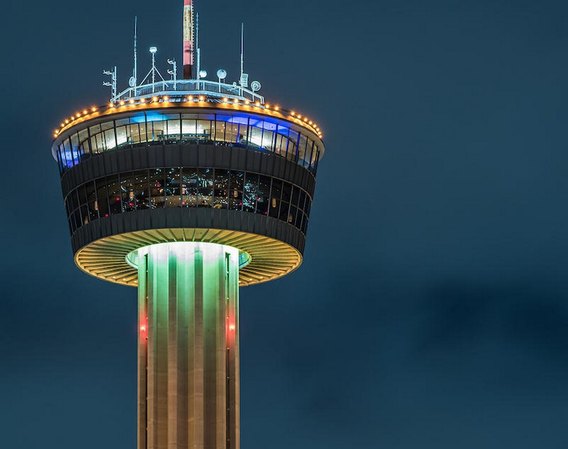 TOWER OF THE AMERICAS - Sheet3