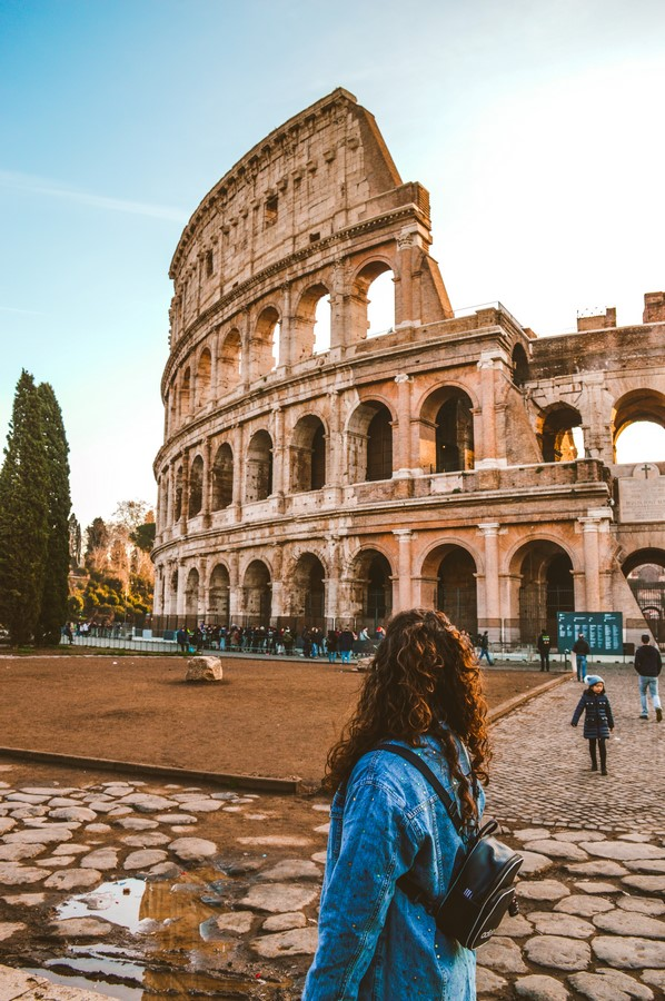 10 Things you did not know about The Colosseum - Rome - Sheet1