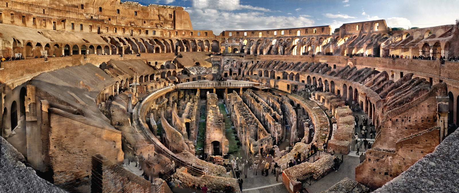 10 Things you did not know about The Colosseum - Rome - Sheet2