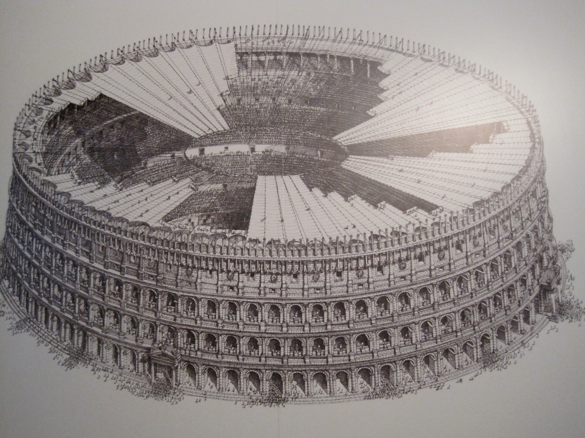 10 Things you did not know about The Colosseum - Rome - Sheet5