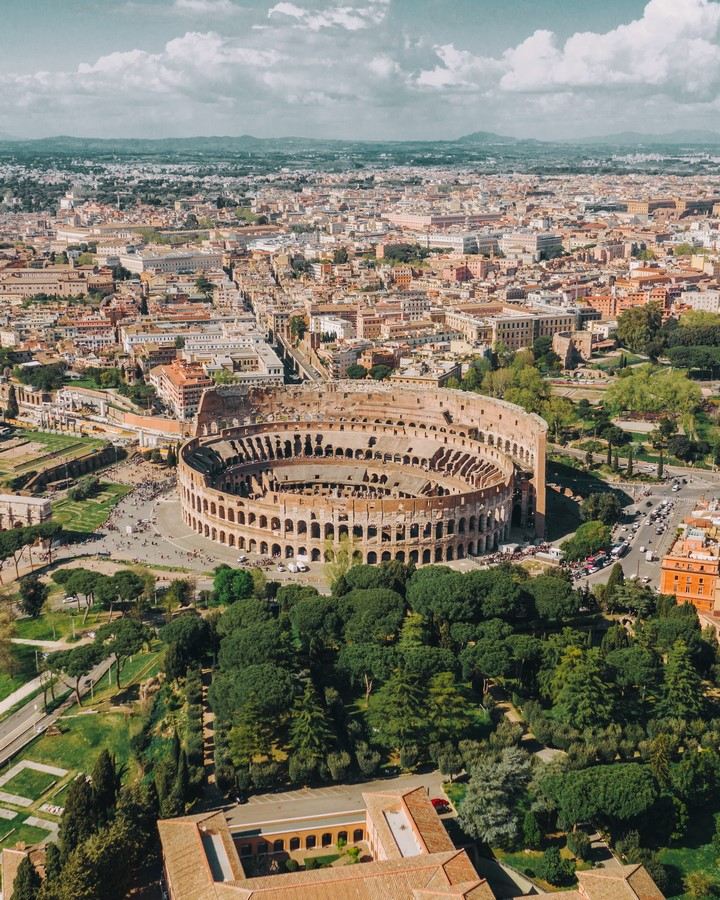 10 Things you did not know about The Colosseum - Rome - Sheet8