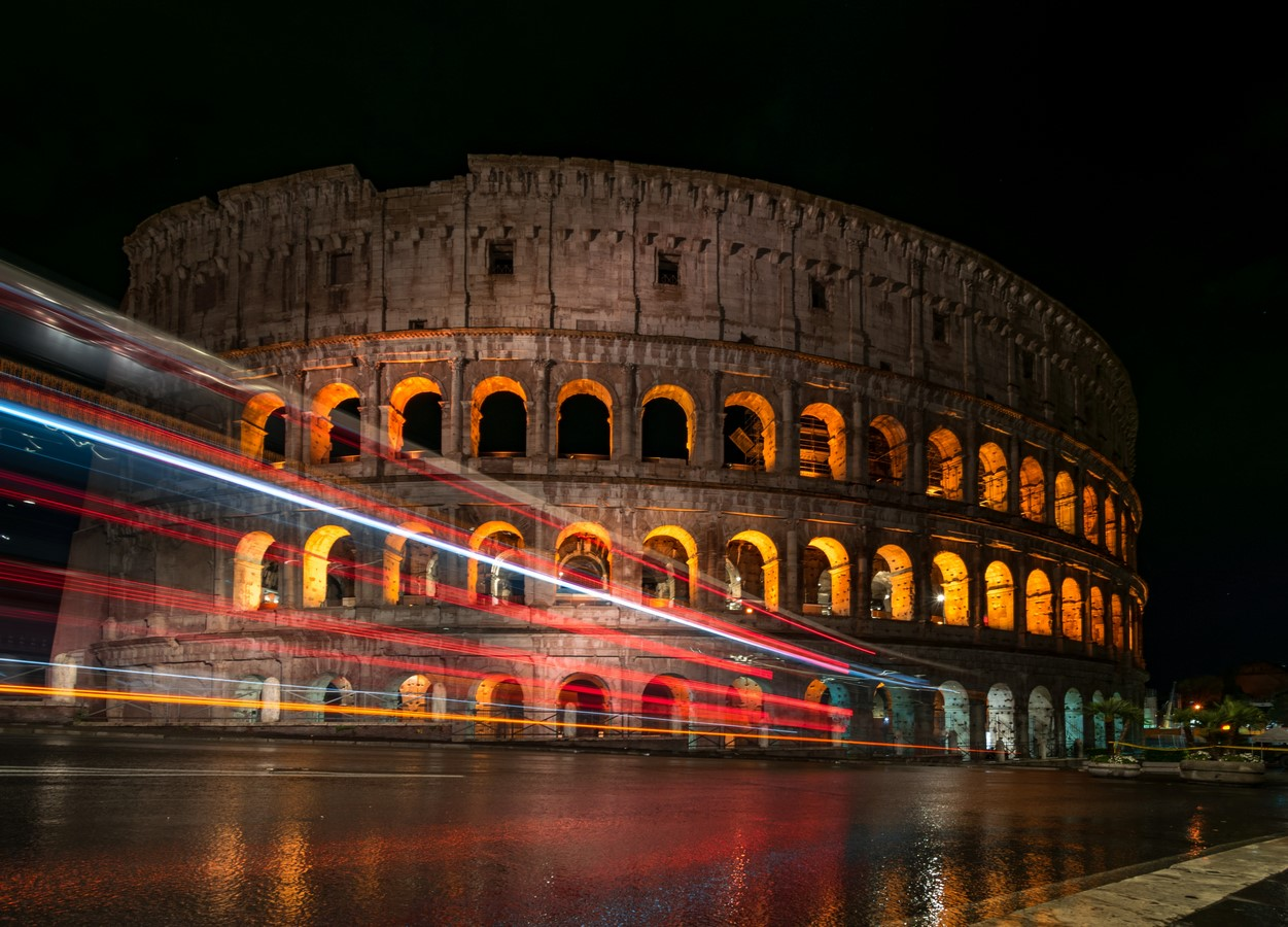 10 Things you did not know about The Colosseum - Rome - Sheet9