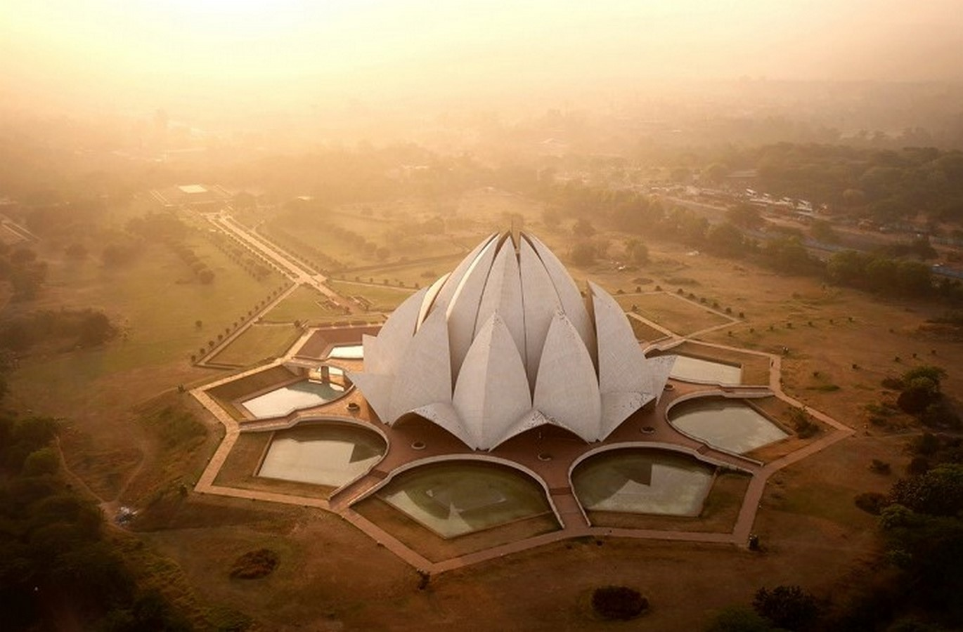 10 Things you did not know about The Lotus Temple - New Delhi - Sheet5