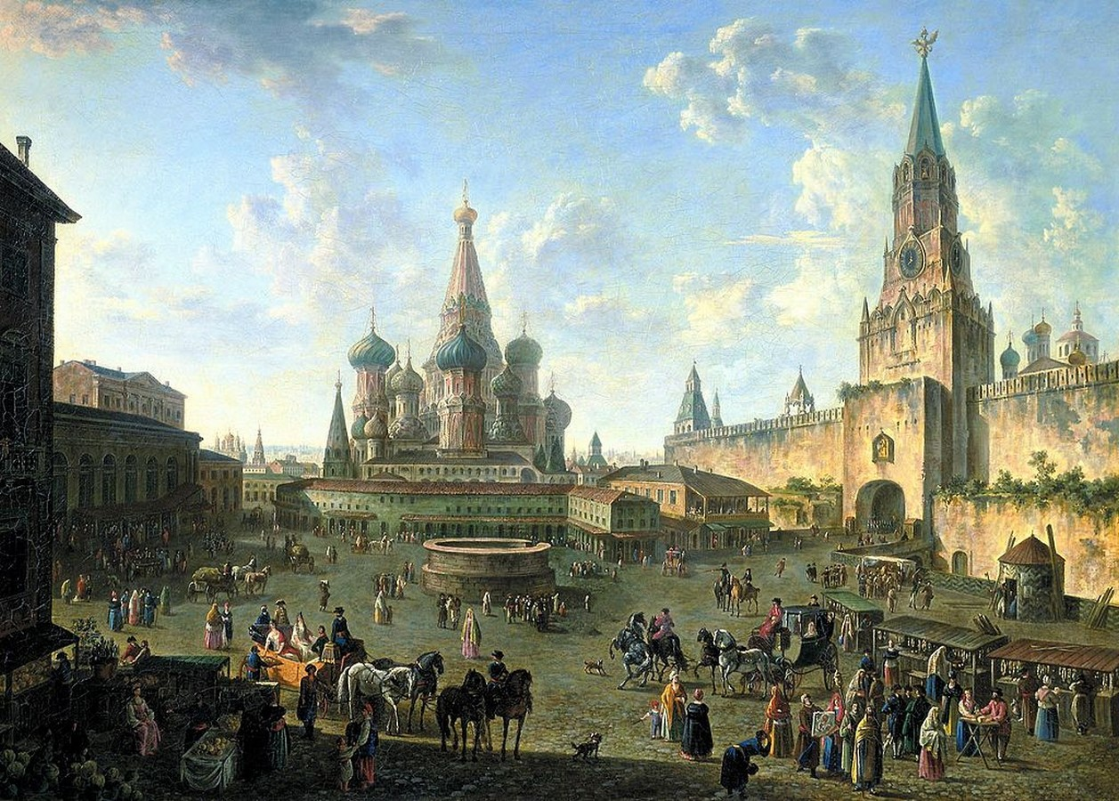 10 Things you did not know about St. Basil's Cathedral - Moscow - Sheet1