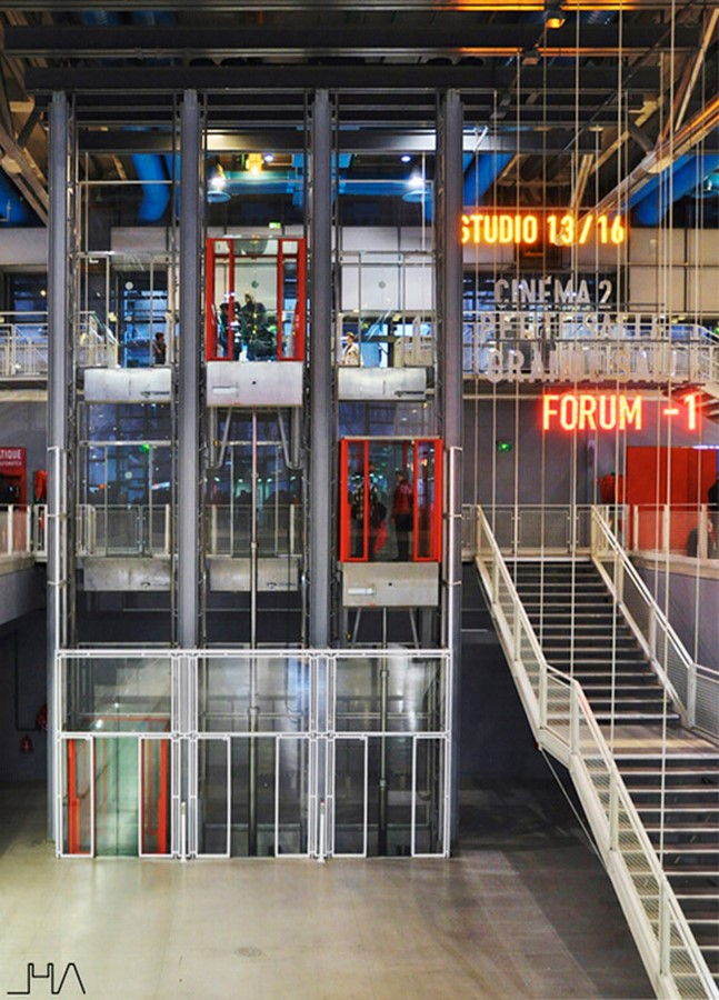 10 Things you did not know about Pompidou Center -France - Sheet12