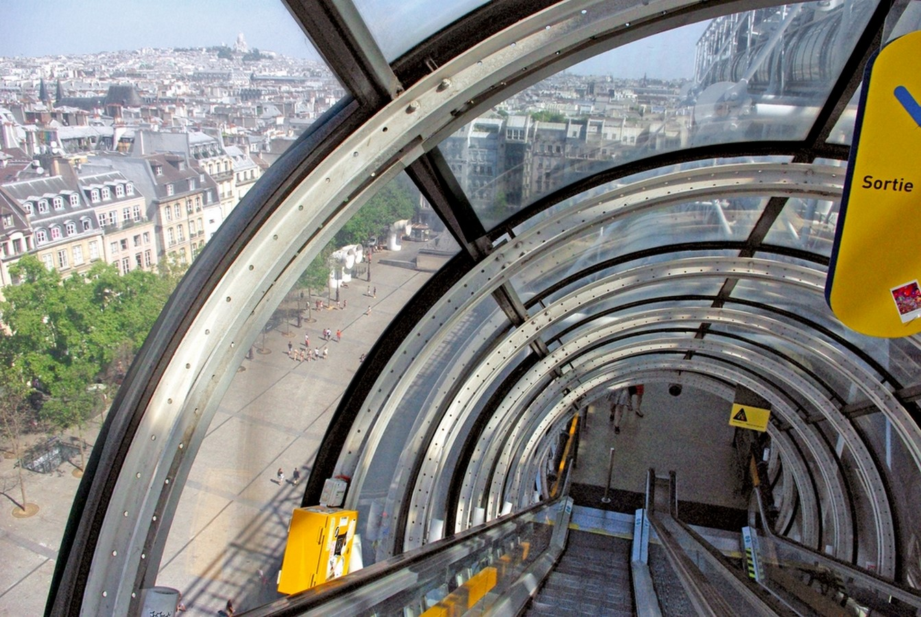 10 Things you did not know about Pompidou Center -France - Sheet15