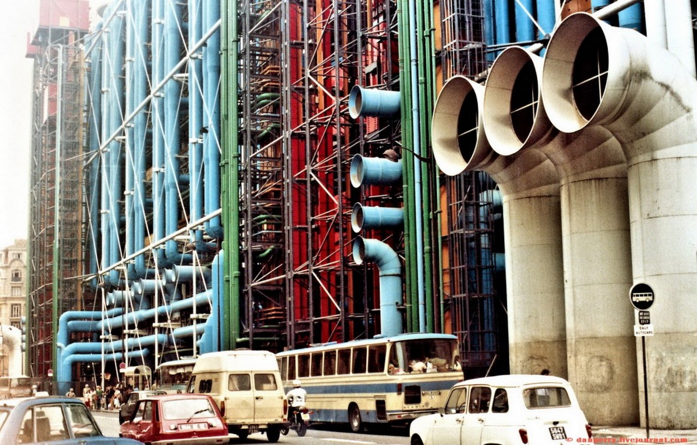 10 Things you did not know about Pompidou Center -France - Sheet7