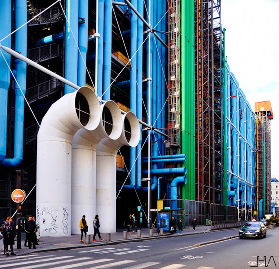 10 Things you did not know about Pompidou Center -France - Sheet8