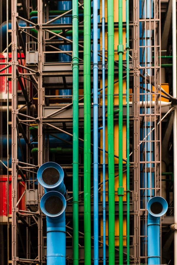 10 Things you did not know about Pompidou Center -France - Sheet9