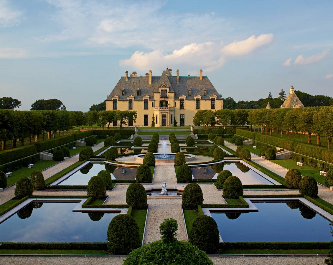 Oheka Castle, New York, USA - Sheet1