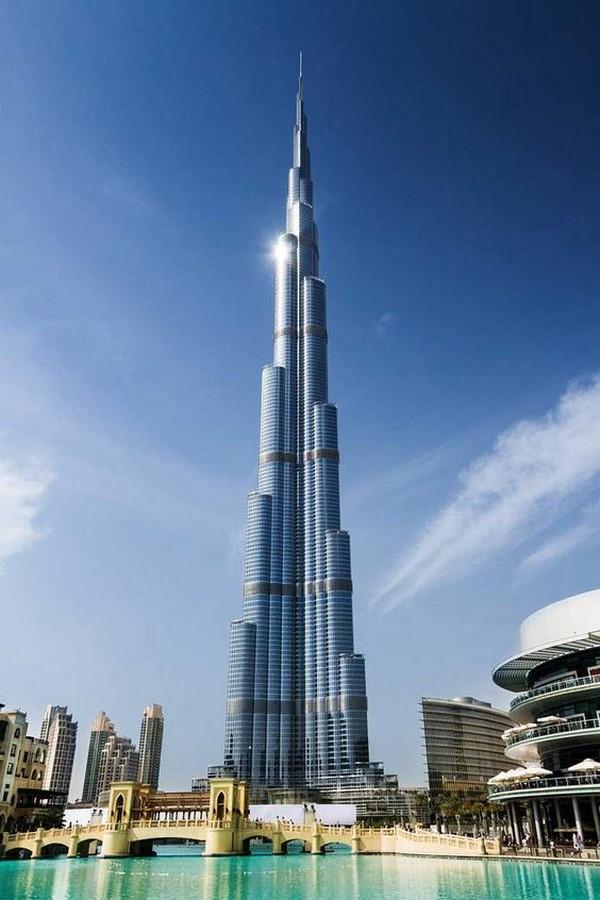 Burj Khalifa - Sheet2