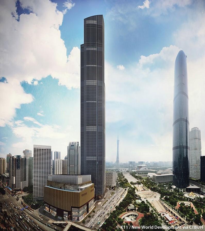 Guangzhou CTF Finance Center - Sheet1