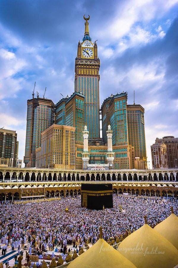 Makkah Royal Clock Tower - Sheet1