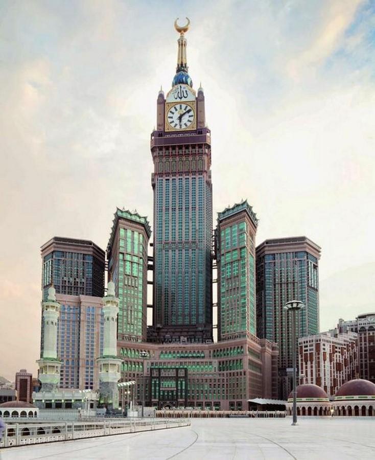 Makkah Royal Clock Tower - Sheet3