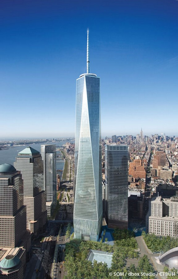 One World Trade Center - Sheet1