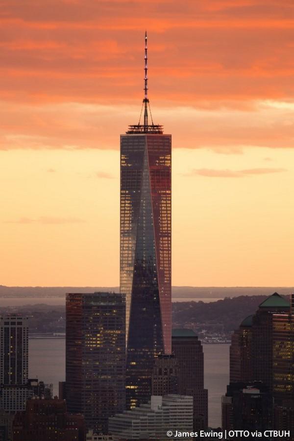 One World Trade Center - Sheet3