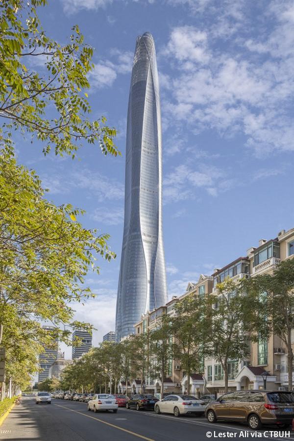 Tianjin CTF Finance Centre - Sheet2
