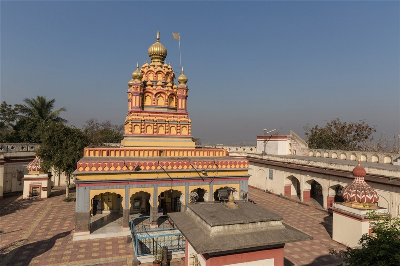 Architecture of Indian Cities_ Pune- Queen of the Deccan - Sheet3