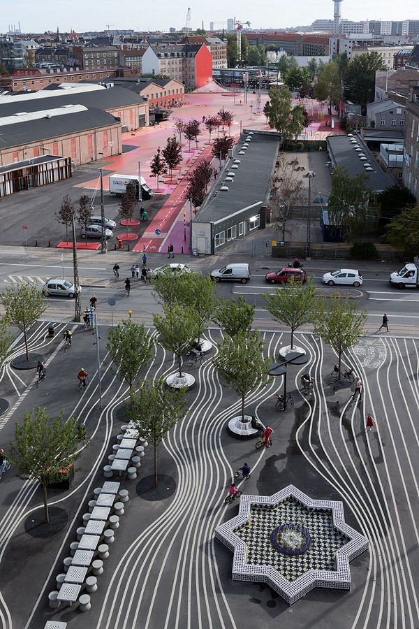 10 Examples of Urban design solutions for overpopulated cities - Sheet1