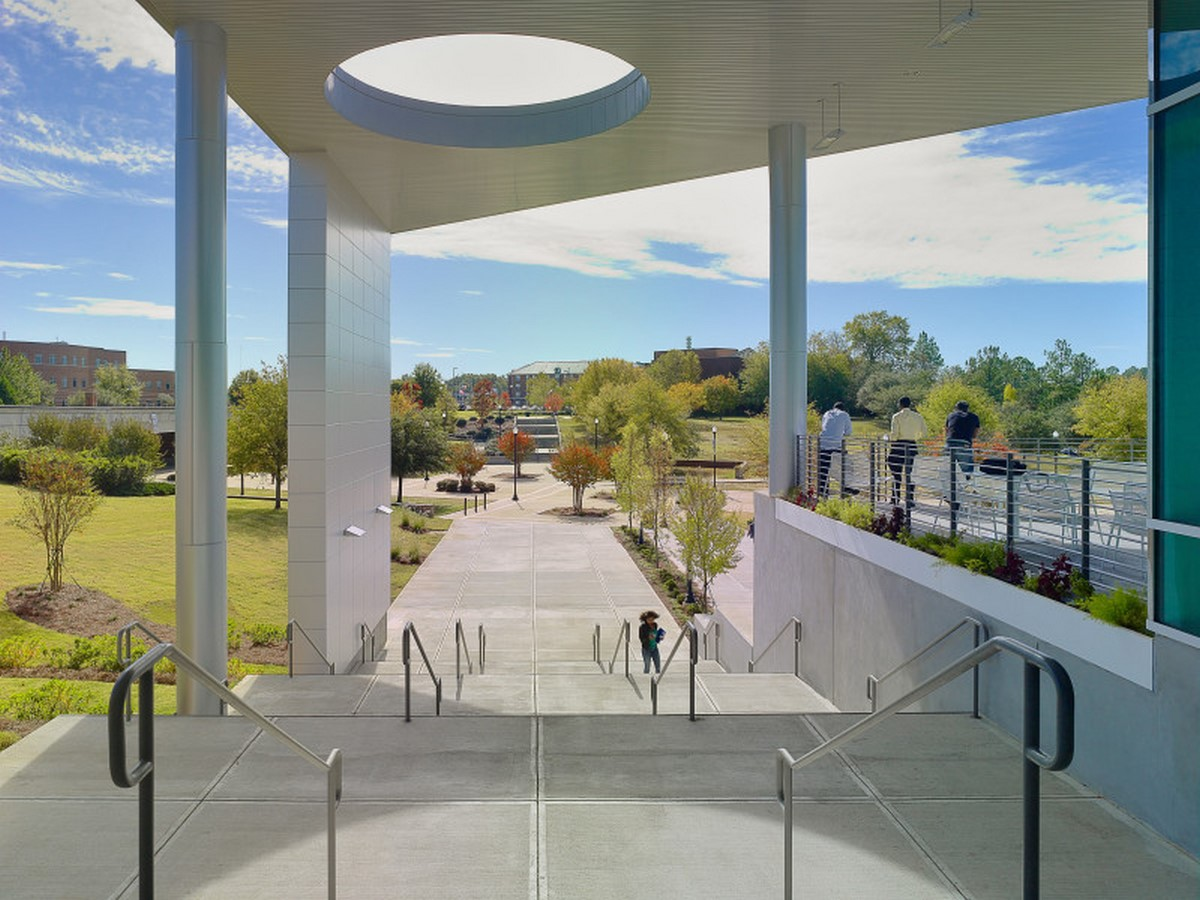 Albany State University – Student Center - Sheet2