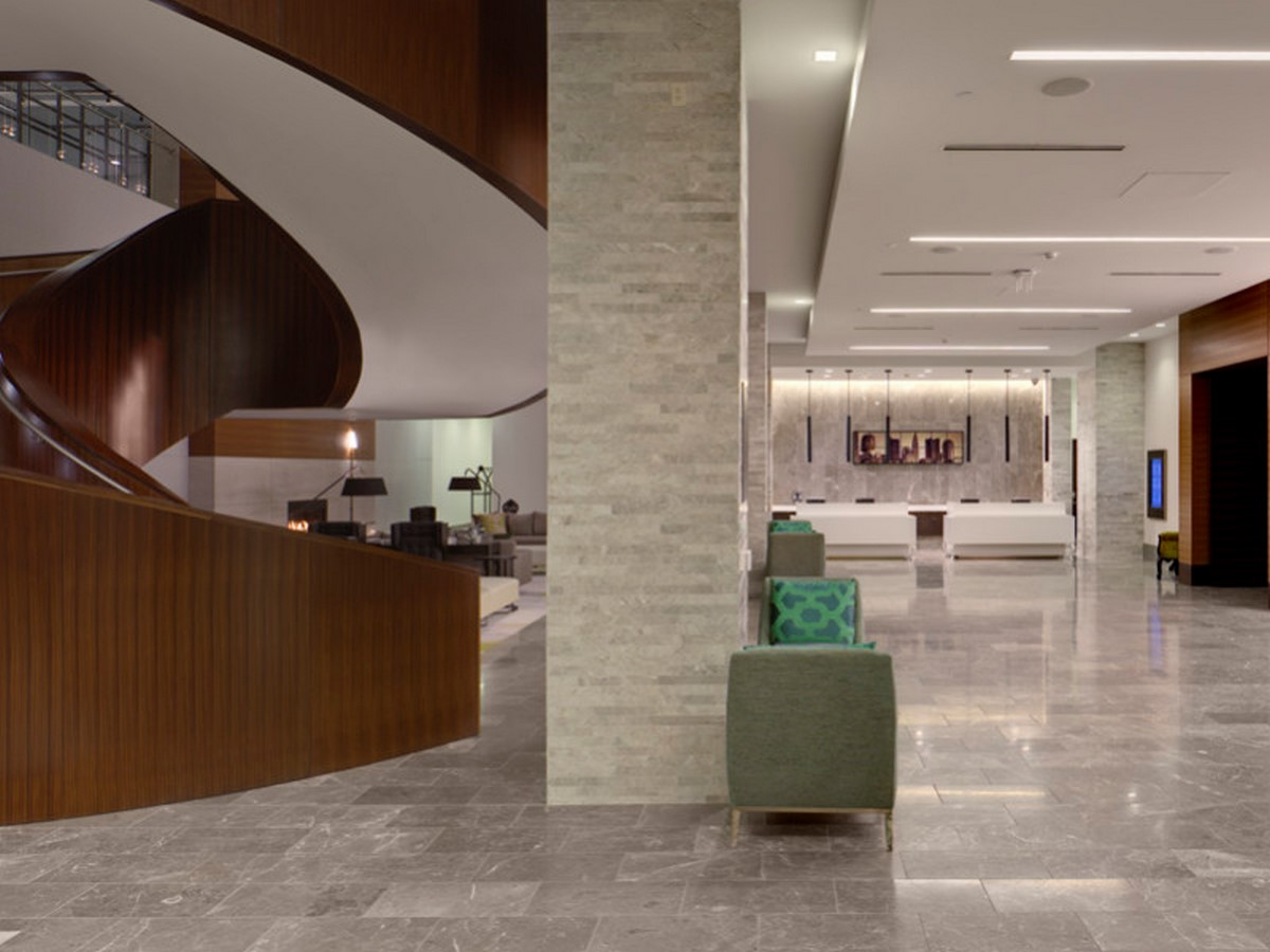 Hilton Hotels and Resorts – Hilton Downtown Columbus - Sheet