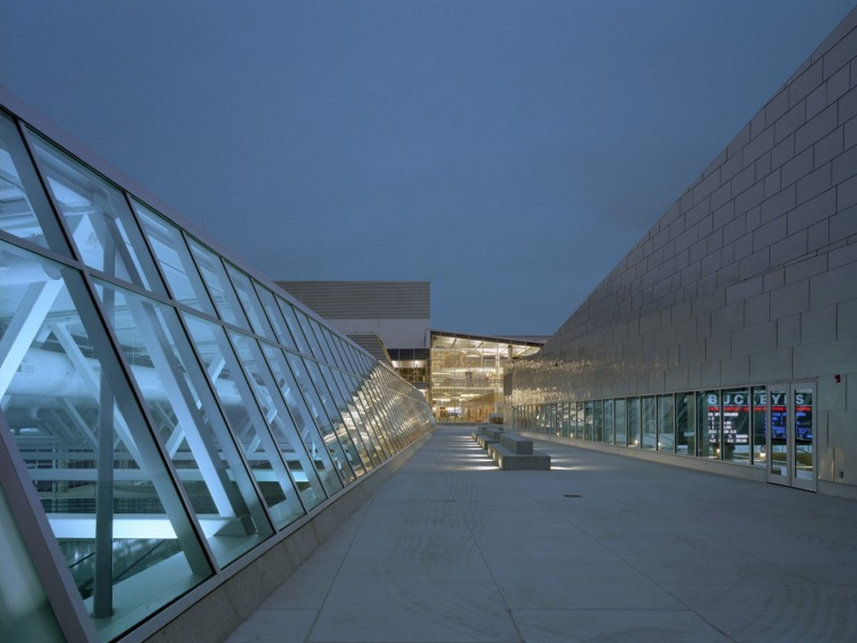 The Ohio State University – Recreation and Physical Activity Center (RPAC) - Sheet3