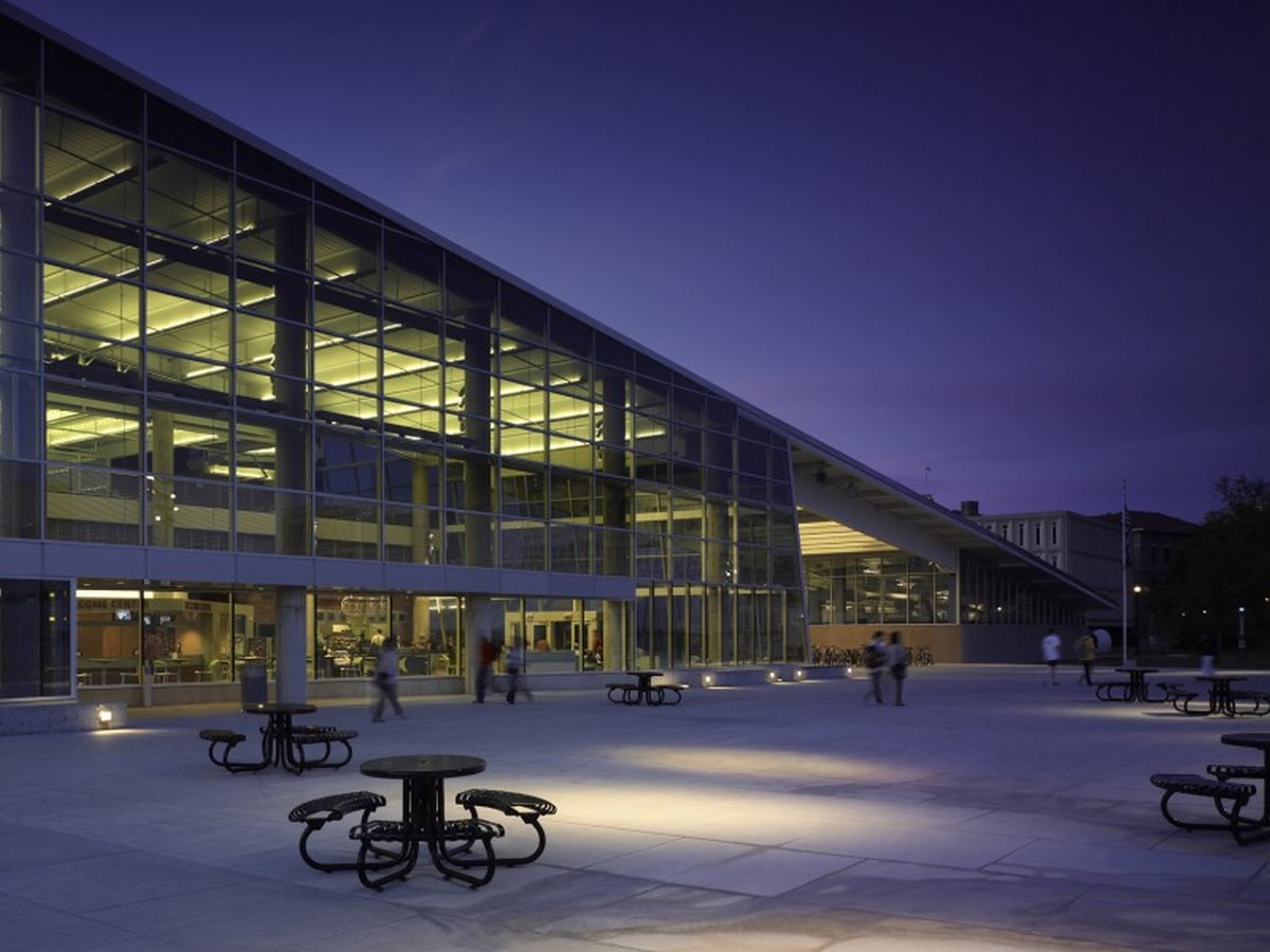 The Ohio State University – Recreation and Physical Activity Center (RPAC) - Sheet4