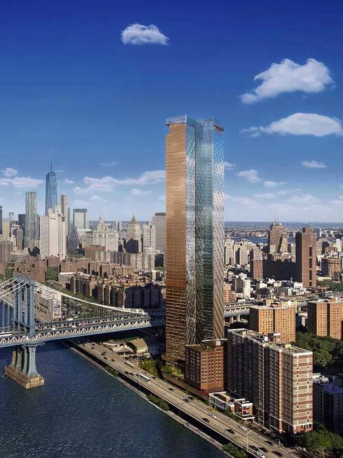 One Manhattan square - Sheet1