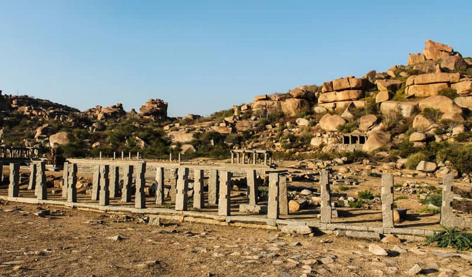 Architecture of Indian Cities Hampi - Pride of the Vijayanagara Empire - Sheet2