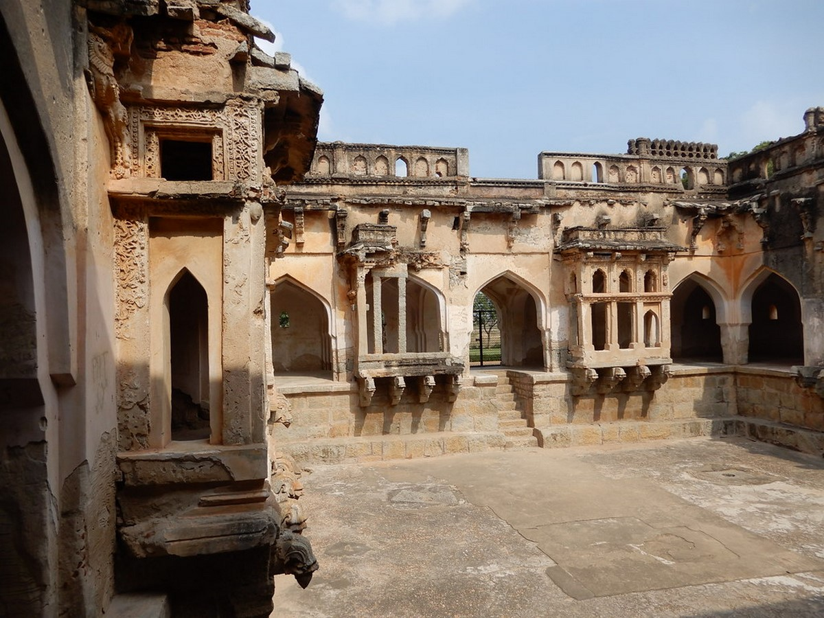 Architecture of Indian Cities Hampi - Pride of the Vijayanagara Empire - Sheet8