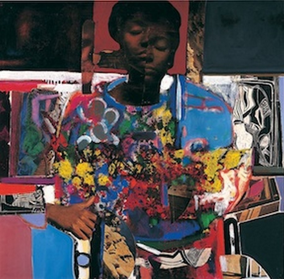 DAVID DRISKELL- ARTIST AND ADVOCATE FOR AFRICAN AMERICAN ART - Sheet2