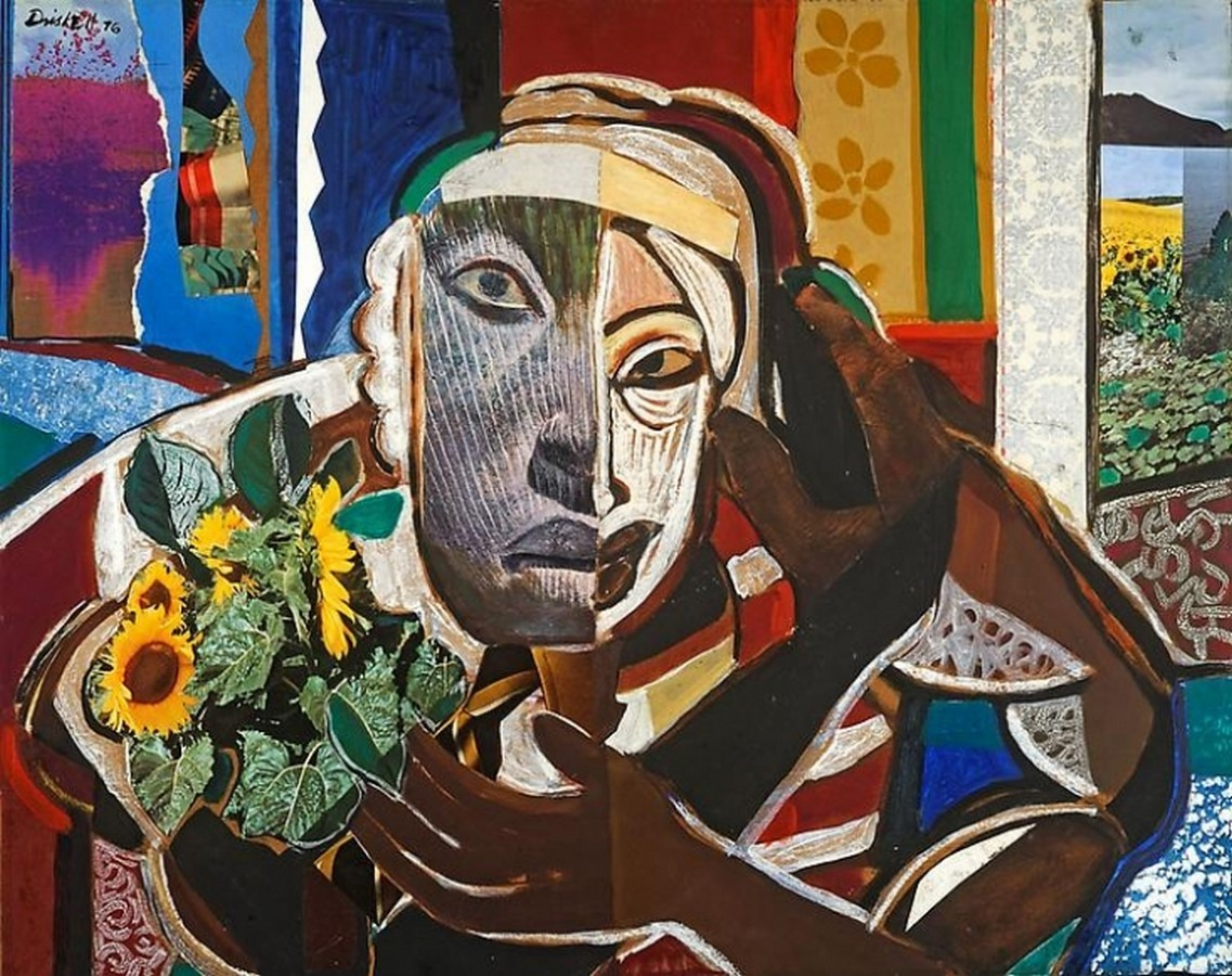 DAVID DRISKELL- ARTIST AND ADVOCATE FOR AFRICAN AMERICAN ART - Sheet3
