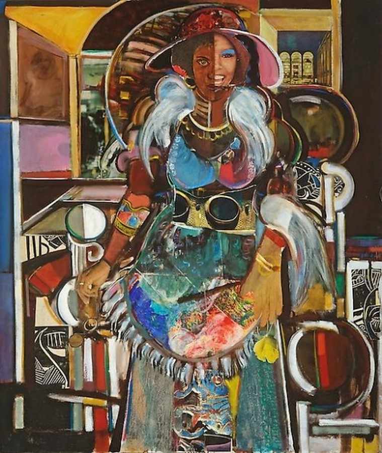 DAVID DRISKELL- ARTIST AND ADVOCATE FOR AFRICAN AMERICAN ART - Sheet5