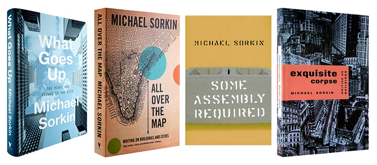 MICHAEL DAVID SORKIN- AMERICAN CRITIC - Sheet2