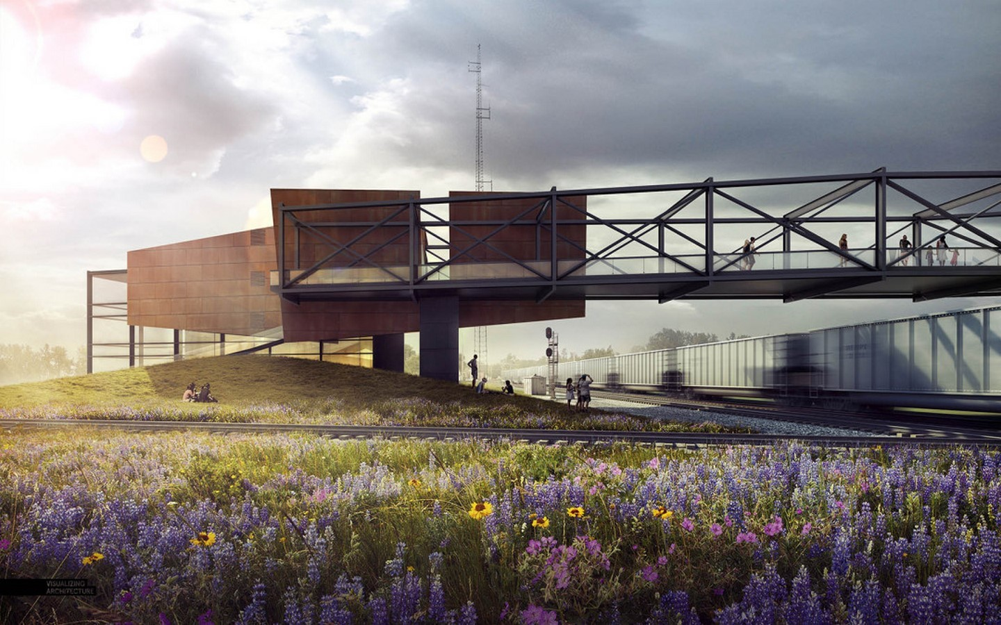 15 Websites to help you with Architectural Photoshop Rendering - sheet 1