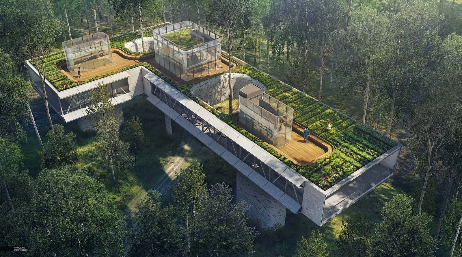 15 Websites to help you with Architectural Photoshop Rendering - sheet 2