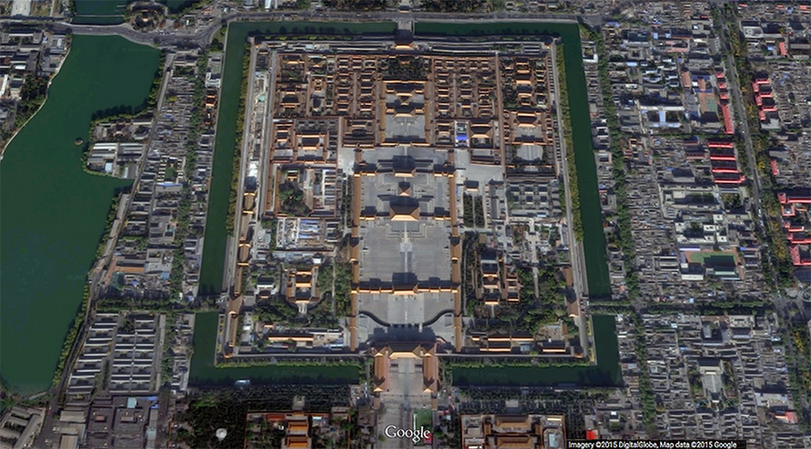 Forbidden City, Beijing - 10 Things you didn't know - Sheet1