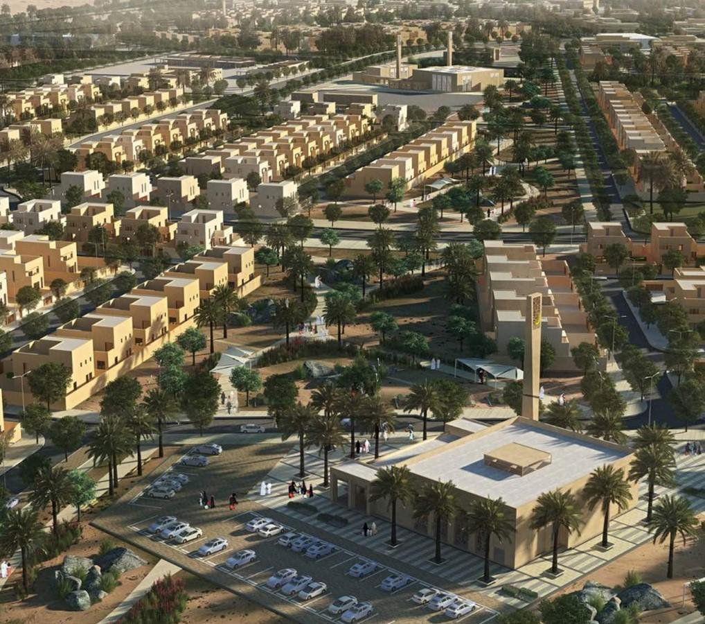 MINISTRY OF HOUSING, TAIF, SAUDI ARABIA - Sheet1