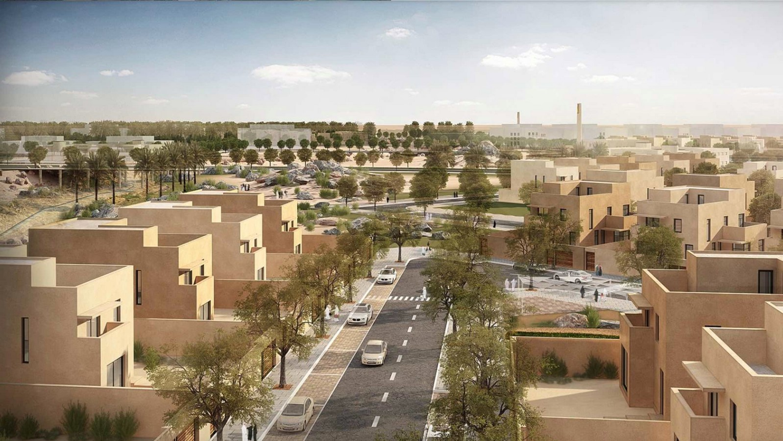 MINISTRY OF HOUSING, TAIF, SAUDI ARABIA - Sheet3