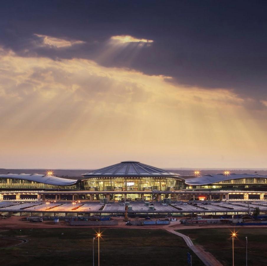 NEW ORDOS AIRPORT - Sheet1