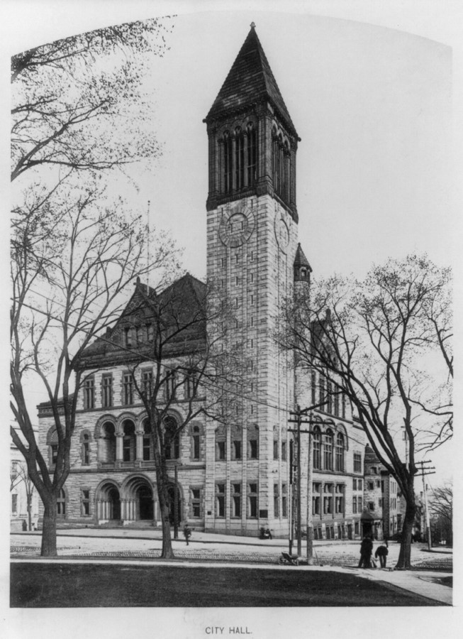 Albany City Hall (Albany, New York: 1883) - Sheet4