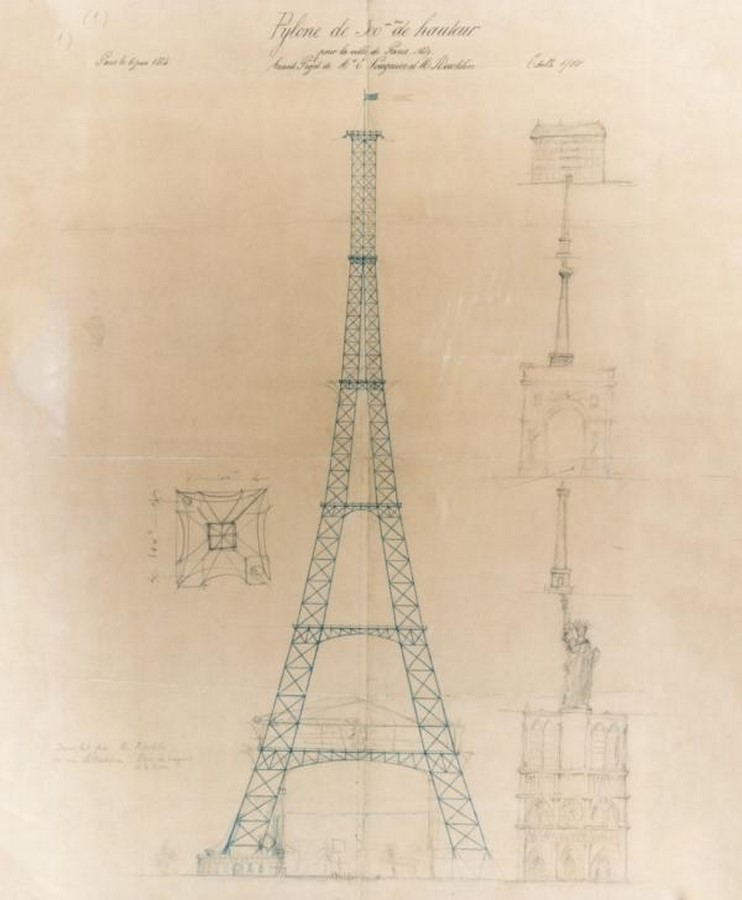 The Eiffel Tower- An Iconic 'Street Lamp' - Sheet3