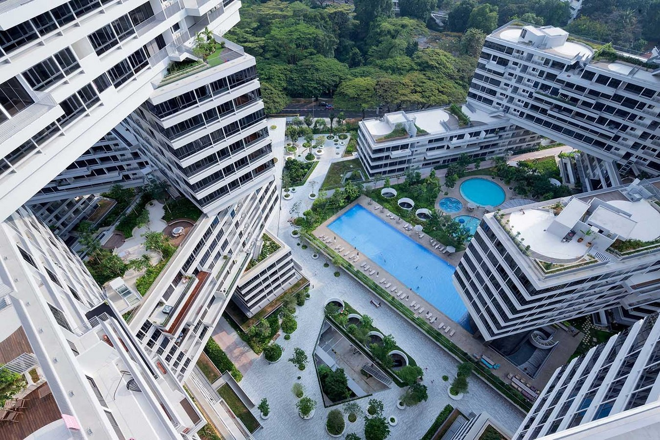 The Interlace by OMA- A new direction for cities - Sheet10