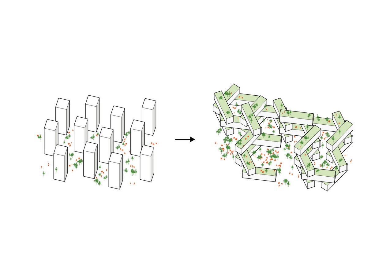 The Interlace by OMA- A new direction for cities - Sheet4