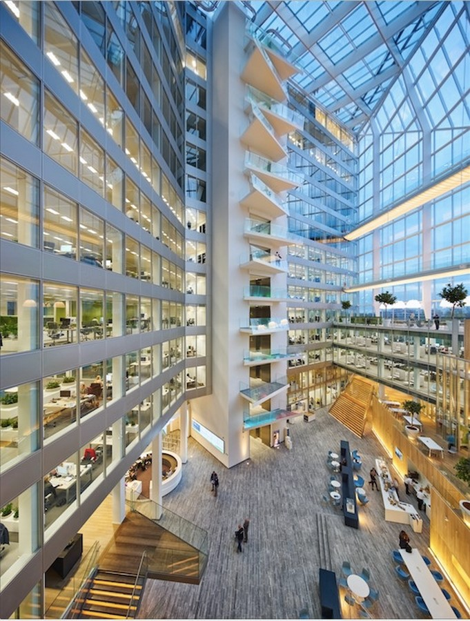 The Edge by PLP Architecture- The world's smartest building - Sheet2
