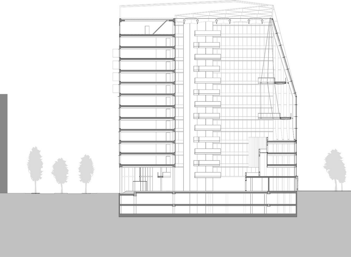 The Edge by PLP Architecture- The world's smartest building - Sheet5