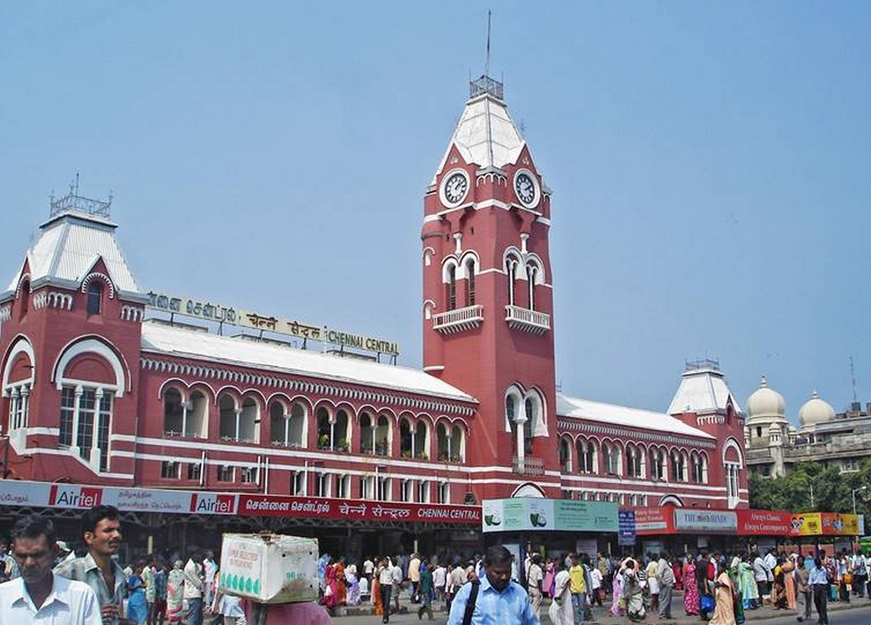 Architecture of Indian Cities Chennai- The Detroit of India - Sheet7