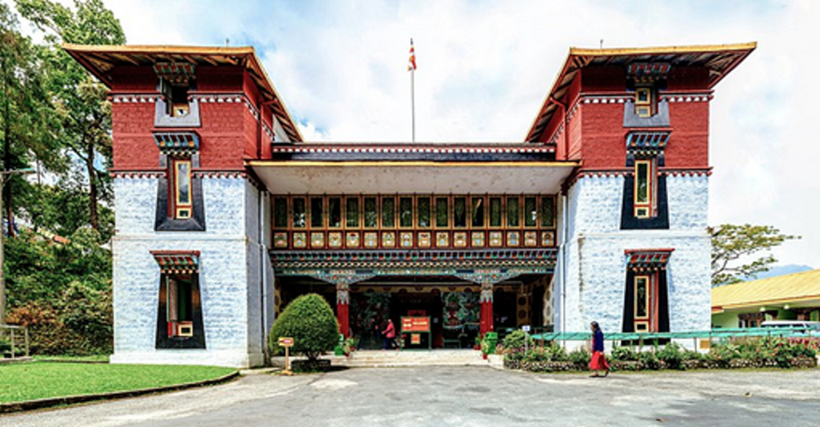 Architecture of Indian Cities Gangtok- Inside the tranquility of Buddhist heritage - Sheet11