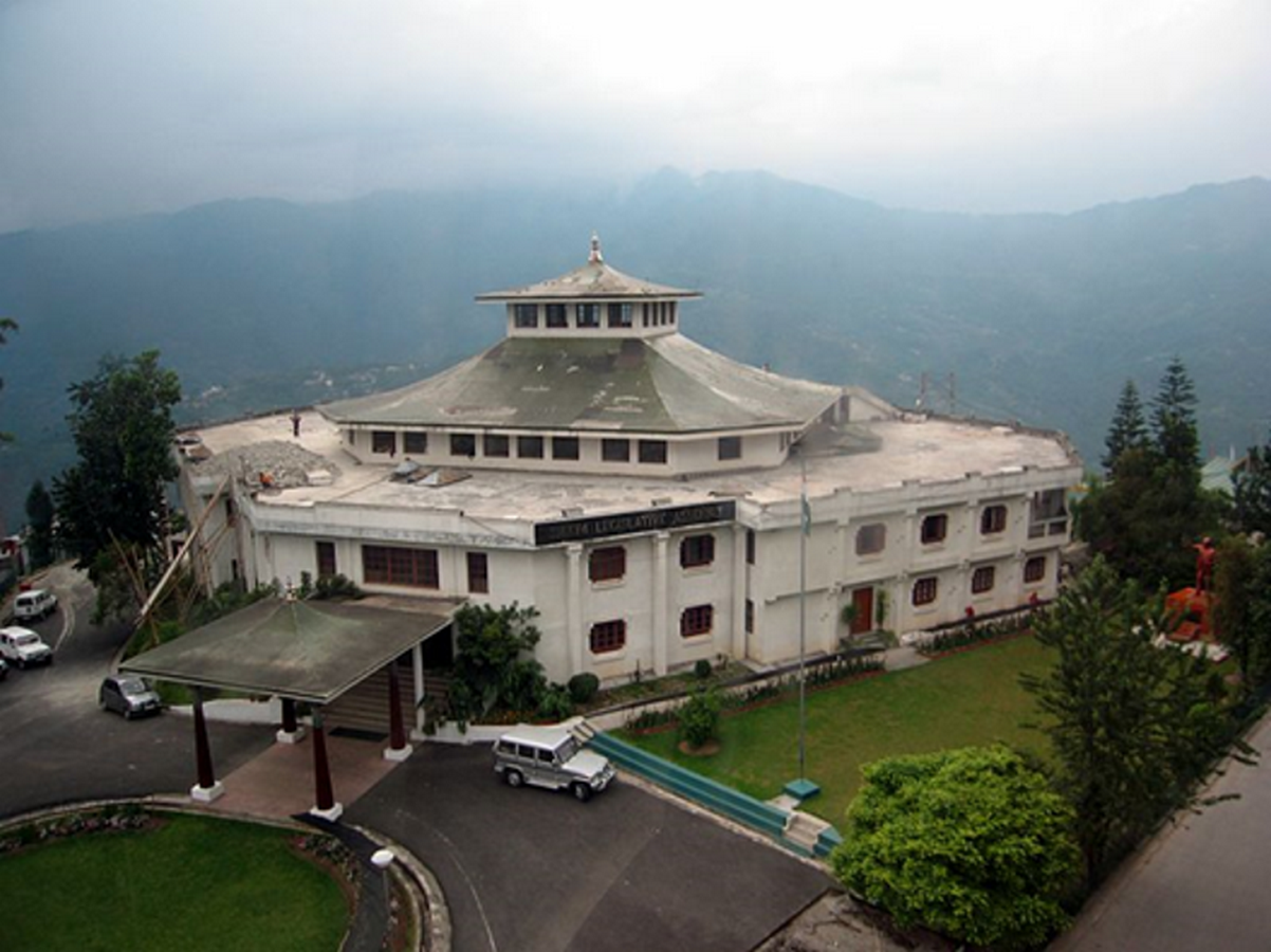 Architecture of Indian Cities Gangtok- Inside the tranquility of Buddhist heritage - Sheet12